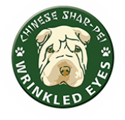 Canil Wrinkled Eyes -  Sharpei